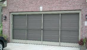 sliding garage screen doors garage screen sliding door sliding garage screen door parts