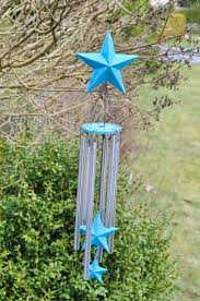 make your own wind chimes, crafts, mason jars, outdoor living, This wind