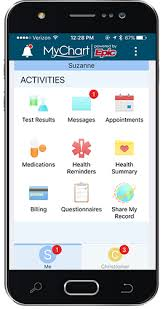 Wvu My Chart Mobile App Premier Health Mychart Online Charts Collection