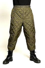 Uncle Sams Army Navy Outfitters - Dutch Army Quilted Insulated ... & Dutch Army Quilted Insulated pant liners Adamdwight.com