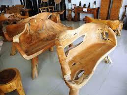 rustic tree furniture. furniturecaptivating rustic chair furniture on white ceramic flooring captivating tree