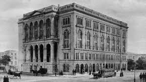Image result for Cooper Union in New York City.