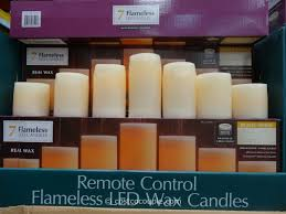 Flameless Candles Costco