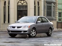2004 Mitsubishi Lancer Pictures, 1600cc., Gasoline, FF, Manual For ...