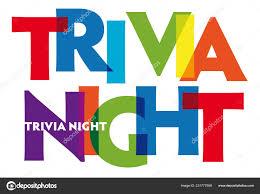 Trivia Night Flyer Templates Trivia Night Vector