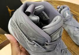 jordan 8 cool grey. source: fineline1721 jordan 8 cool grey