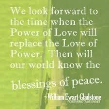 Peace And Love Quotes Impressive Power Of Love Quote And World Peace Quote 48x48 Love Picture