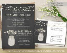 post wedding reception only invitations denim & diamonds Wedding Reception Only Invitations i do bbq wedding reception only invitation printable set rustic wedding reception mason jar taupe gray pale yellow (color options) template wedding reception only invitations wording