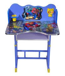 ... Wood Wizard Spiderman Kids Study Table Set ...
