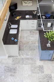 modern kitchen floor tiles. Delighful Kitchen Silver Tumbled Travertine Tiles U0026 Stone  Mandarin Flooring Inside Modern Kitchen Floor T