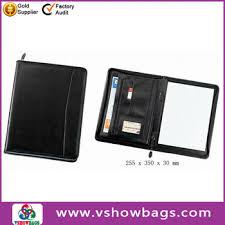 Environmental A5 Portfolio Leather Resume Portfolio Buy