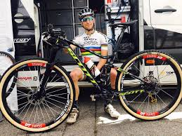 Scott Racing Teases New 29 Full Suspension Race Bike For Schurter