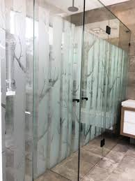etched frosted glass designs in