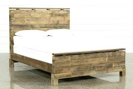 Home Living Space Bedroom Furniture Spaces Rustic Bed Astonishing ...