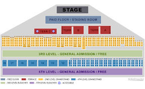 Pomona Fair Seating Chart 49 Always Up To Date Robinson Theater Little Rock Seating Chart