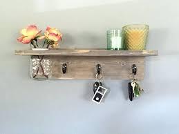 Coat Rack Australia Key Holder Key Hook Wall Shelf Wall Coat Rack With Shelf Key Hooks 95