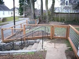 diy welded wire fence. Cattle Wire Fence Galvanized With Pressure Treated Frame Diy . Welded