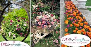 simple flower bed ideas 25 lovely