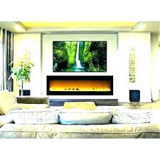 dimplex 50 inch linear electric fireplace home decorators collection fireplaces the