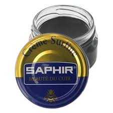 Saphir Creme Surfine Cream Shoe Polish 50ml