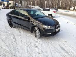 Volkswagen Polo 2020 в Новосибирске, Индикация и звуковая ...