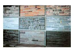 faux interior stone wall panels