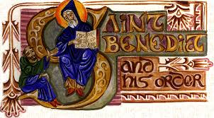 Image result for rule of st benedict images