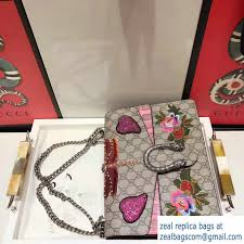 gucci 403348. gucci sequins dragonfly and heart embroidered dionysus leather shoulder medium bag 403348/400235 2017 403348