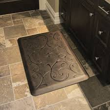 Cushioned Floor Mats For Kitchen Kitchen Mats Anti Fatigue Absorbing Kitchen Gel Mats Material