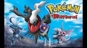 Pokemon Movie 10 - Dialga VS Palkia VS Darkrai - YouTube