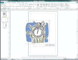 Publisher Birthday Card Templates Luxury Business Template Save Free