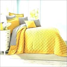 gray and yellow duvet cover sets king comforter set quilt poppy size