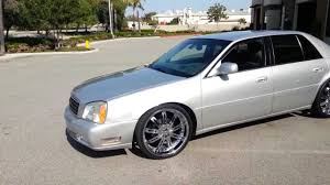 Cadillac DeVille 2002 With Rims - image #5