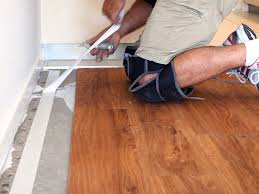 installing loose lay vinyl planks