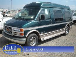 1997 Gmc Savana Conversion Van Gmc Savana Conversion Van | Vans 4 ...