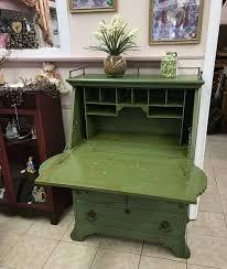 asian secretary desk antique secretary desk ornate secretary desk with brass trim antique