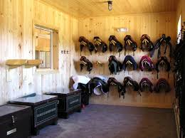 Horse Trailer GlamOver  CASTLE AND CLIFF BLOGHorse Tack Room Design