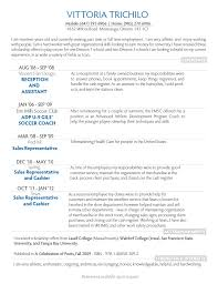 free resume writing template