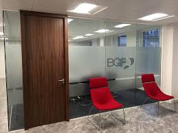 office glass frosting. BQF Privacy Conference,Room Glass Frosting Canary Wharf Office