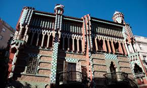 10 most famous architecture buildings. Interesting Buildings Important Buildings Designed By Gaud Gaudi Casa Vicens Throughout 10 Most Famous Architecture Buildings