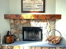 mantel decor ideas rustic fireplace mantels wood log decorating designs images idea