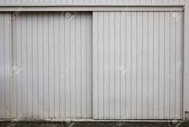 painted wood garage door. Unique Door Old Style Sliding Beige Painted Wood Garage Doors Stock Photo  8531880 In Painted Wood Garage Door T