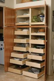 Image Shelfgenie Or Storage Closet Into Beautiful And Very Practical Pantry Sliding Shelves Dont Have Any Shelves In Your Closet No Problem We Can Install Pullout Kitchensourcecom Our Shelves The Pull Out Shelf Company
