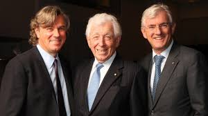 Lowys under Frank Lowy a real estate dynasty with a difference