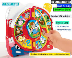 2 year olds. Fisher-Price See \u0027n Say The Farmer Says Toy : cool classic toy for Best Toys Year Olds   Gift Ideas Kids Chainsaw Journal