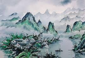 Resultado de imagen de dibujos chinos antiguos