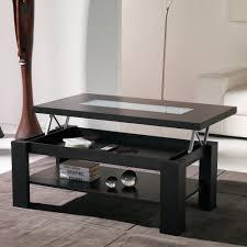 Table Basse Blanche Relevable Maison Design Bahbe Com