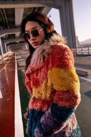 DJ Peggy Gou has teamed up with Ray-Ban for a sunglasses collaboration
