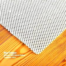 rubber rug pads for hardwood floors natural mats are safe laminate pad home depot furniture stunning natural rubber rug pad