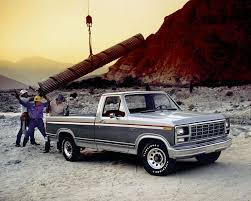 Ford F-Series Truck History, 1980 - 1986